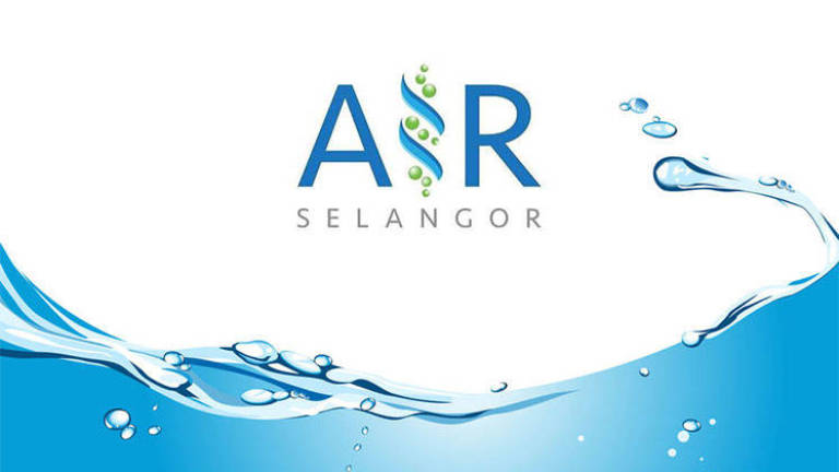Air Selangor counters back in operation Monday