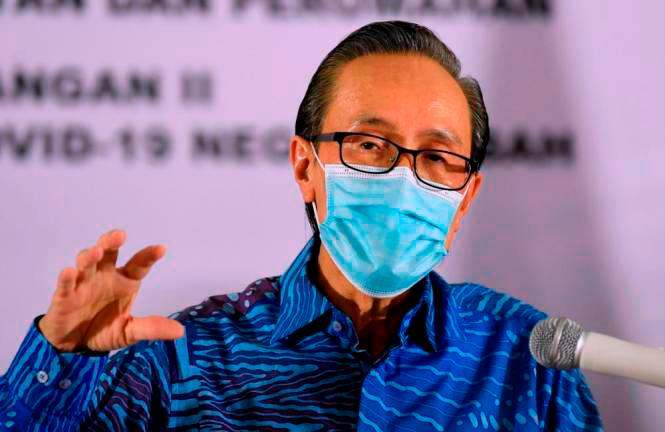 SOP compliance, increasing vaccination rate keys to contain Covid-19 in Sabah - Masidi