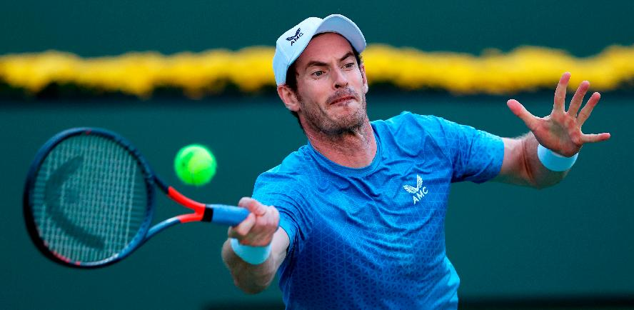 Murray says he will not play Davis Cup