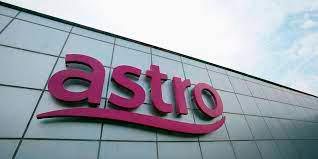 Astro's second-quarter earnings down 34.8%