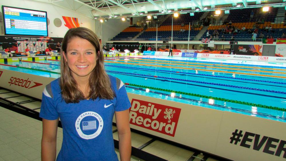 Deaf-blind swimmer withdraws from Tokyo Games over assistant row