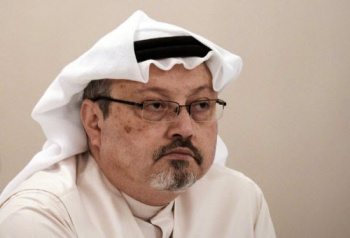 In his final column for The Washington Post, Saudi journalist Jamal Khashoggi perhaps presciently pleaded for greater freedom of expression in the Middle East. — AFP