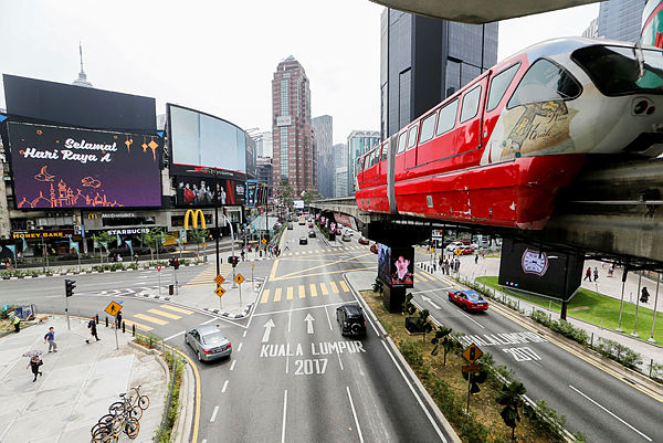 ICAEW: Malaysia's GDP growth to moderate to 3.7% this year on Covid-19 outbreak