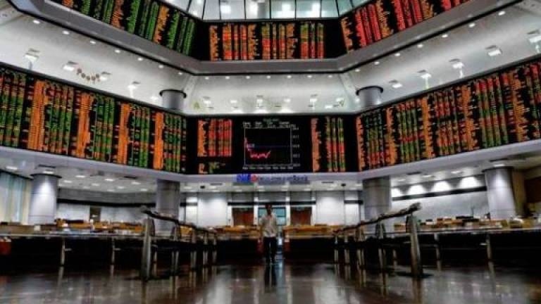 Foreign selling on Bursa remains high at RM1.19b last week