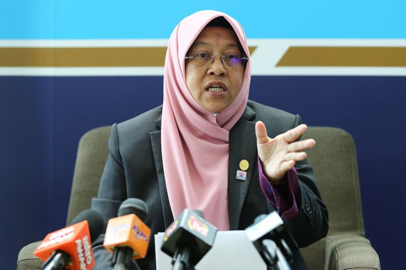 Haniza Talha no more state exco member from yesterday - S'gor MB