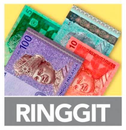Ringgit ends marginally lower versus greenback