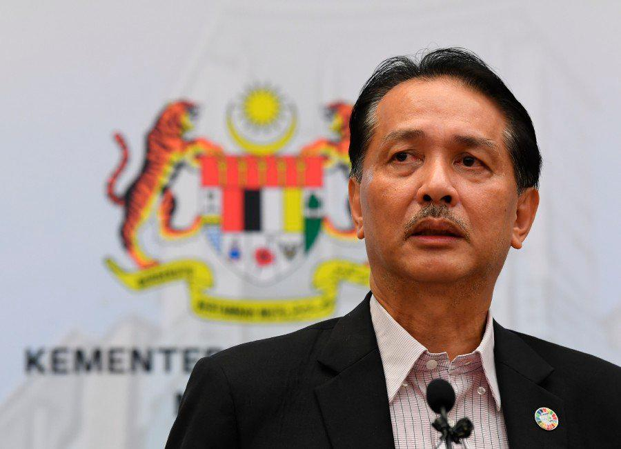 MOH recommends to postpone all meetings in parliament for two weeks - Health DG