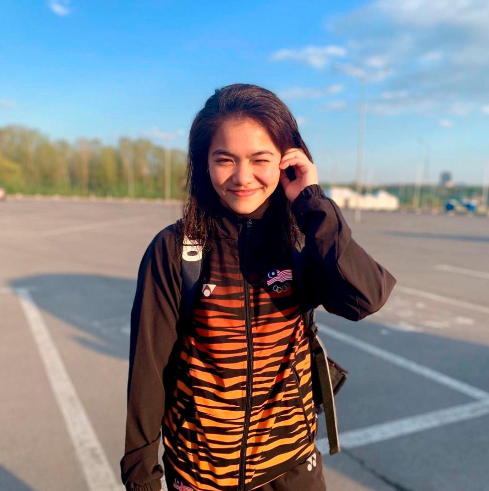 Malaysian netizens rally behind diver Dhabitah