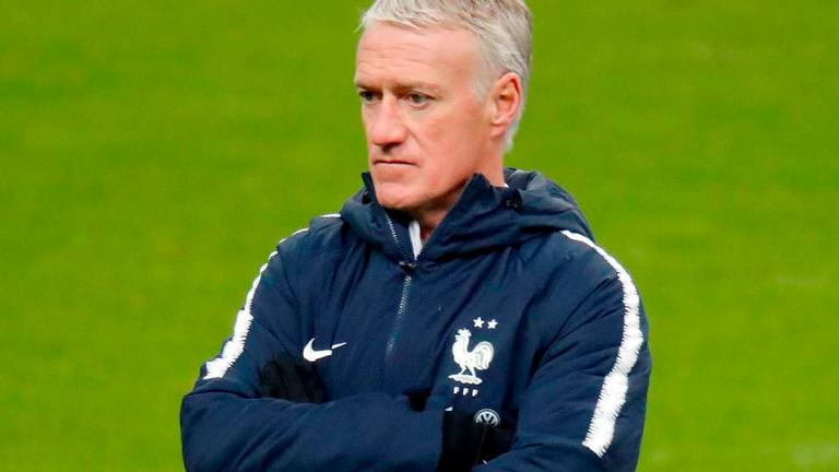 Deschamps admits Hungary draw 'not what we wanted'