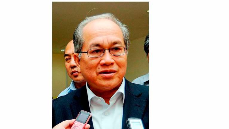Sarawak facing second wave of covid-19, says Uggah
