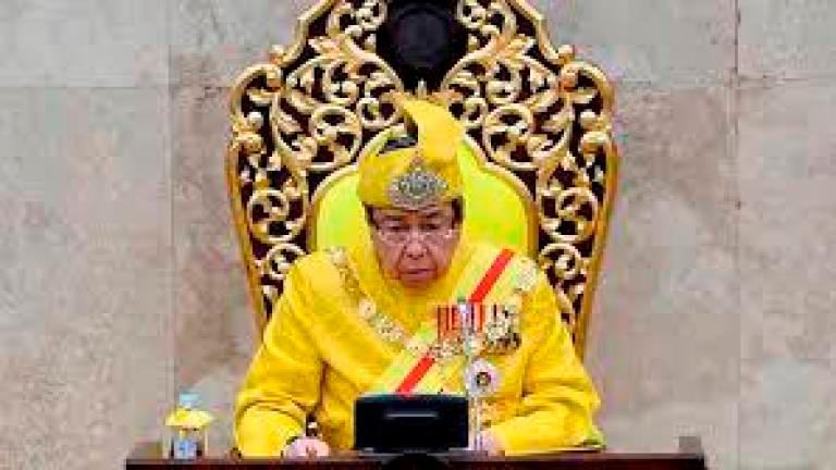 Sultan Sharafuddin disappointed with corrupt public officers in Selangor