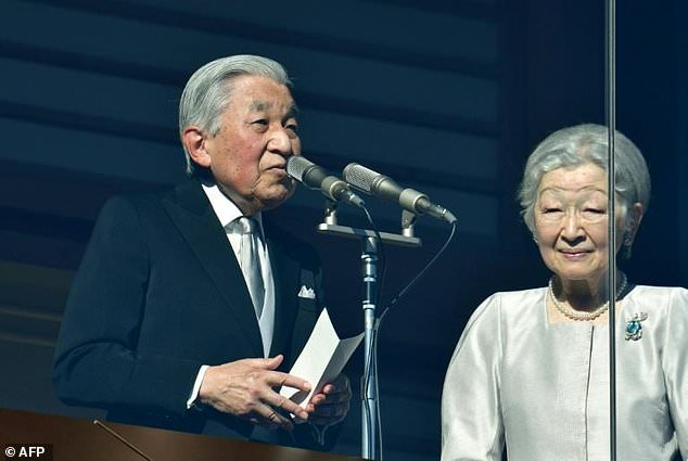 Akihito has keenly embraced the more modern role as a symbol of the state – imposed after World War II ended. — AFP
