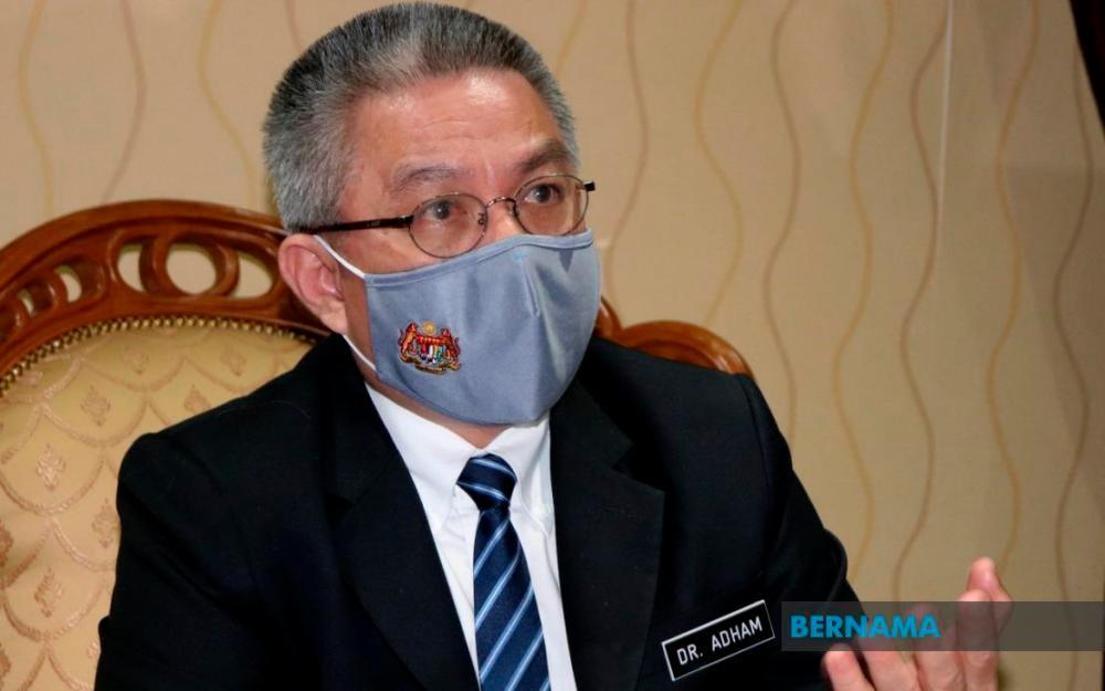 Adham reiterates no disciplinary action against striking doctors