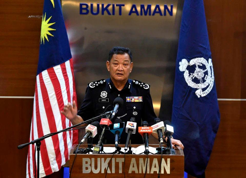 Information leaked in operation to hunt down Nicky Liow - IGP