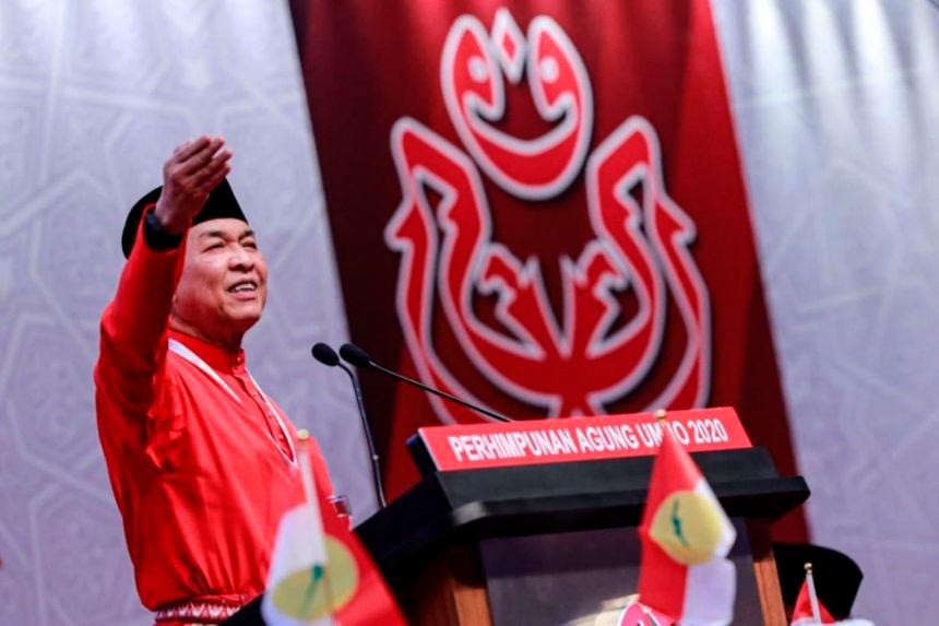 Umno Assembly lets supreme council decide when to withdraw support for PN (Updated)