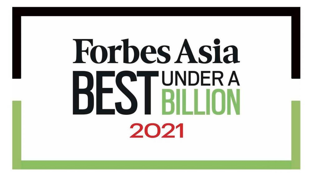 Eleven Malaysian companies make it to Forbes Asia's Best Under A Billion 2021 list