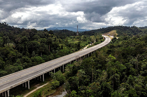 Picture used for representational purposes only. — Bernama