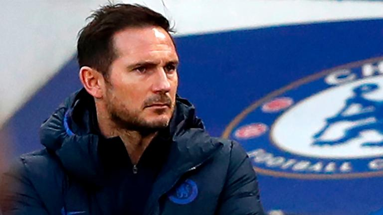 Lampard 'excited' as he aims to end Chelsea slump