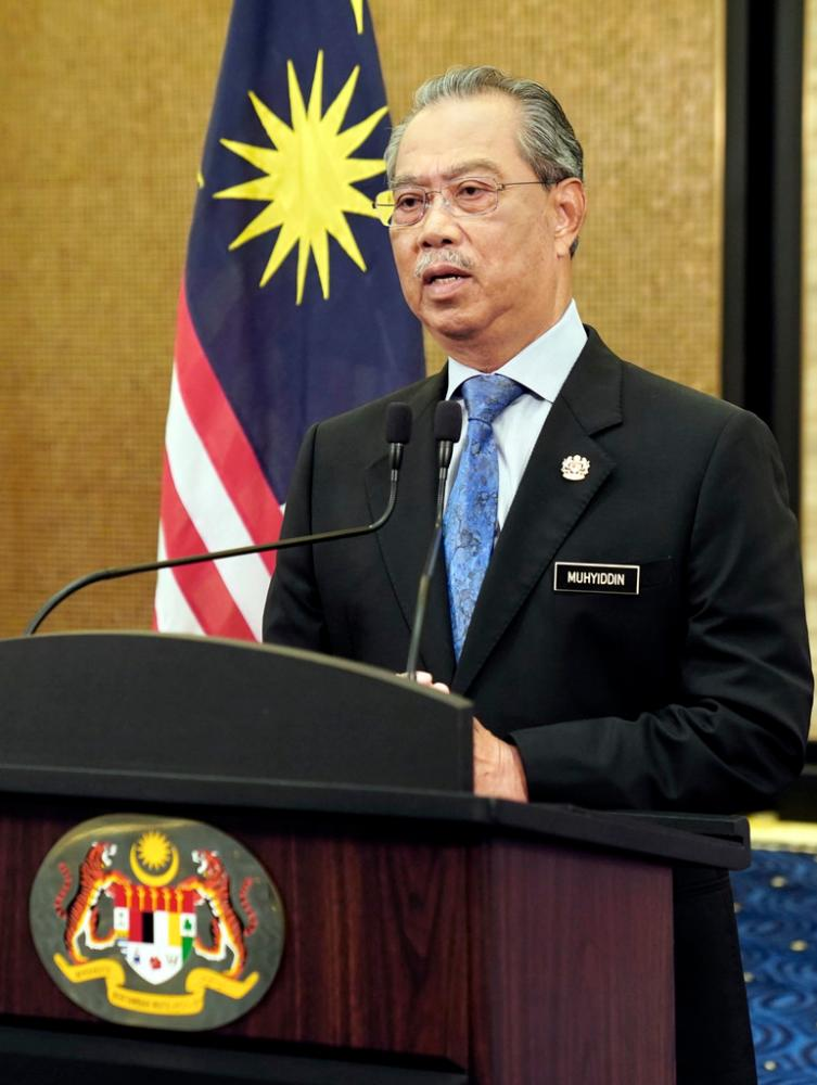 Party leaders in PN govt satisfied with explanation on emergency ordinance - Muhyiddin