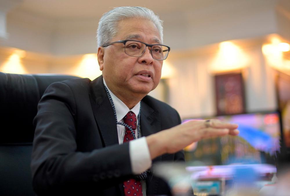 MCO 2.0: Important to balance economic, health aspects - Ismail Sabri