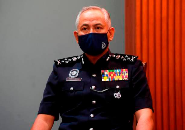 Country's security situation under control: IGP