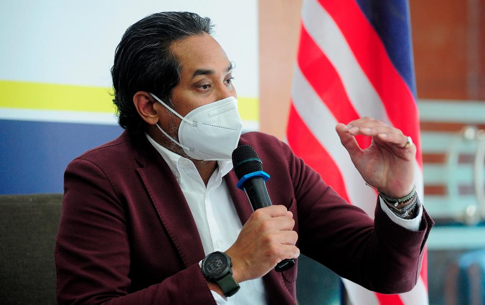 Malaysia grateful to Covid-19 vaccine donor countries: Khairy