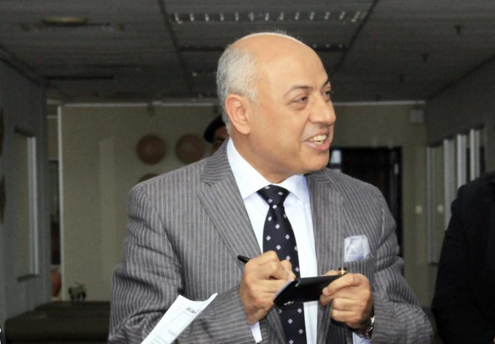 Egypt's Ambassador to Malaysia, Gamal Abdelrehim Metwally.