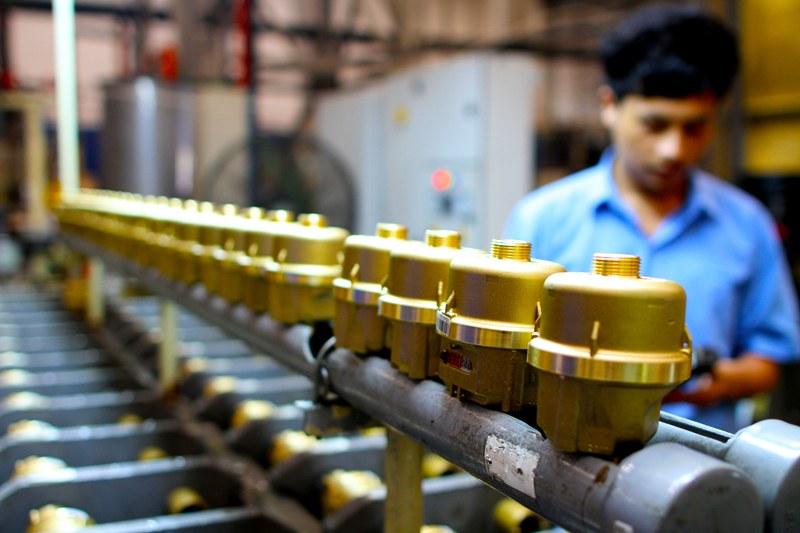 George Kent water meter biz gets Honeywell boost