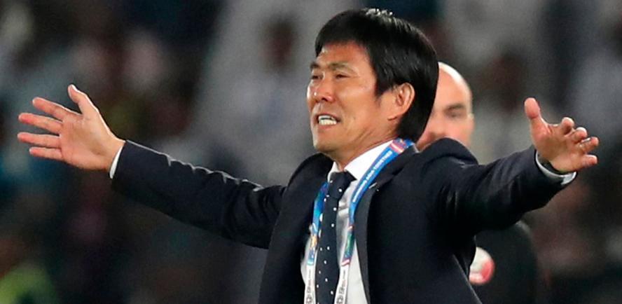 Japan boss Moriyasu urges team to build on crucial World Cup win
