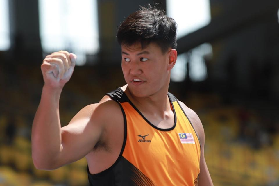 Covid-19: Temporary closure of facilities visited by hammer thrower