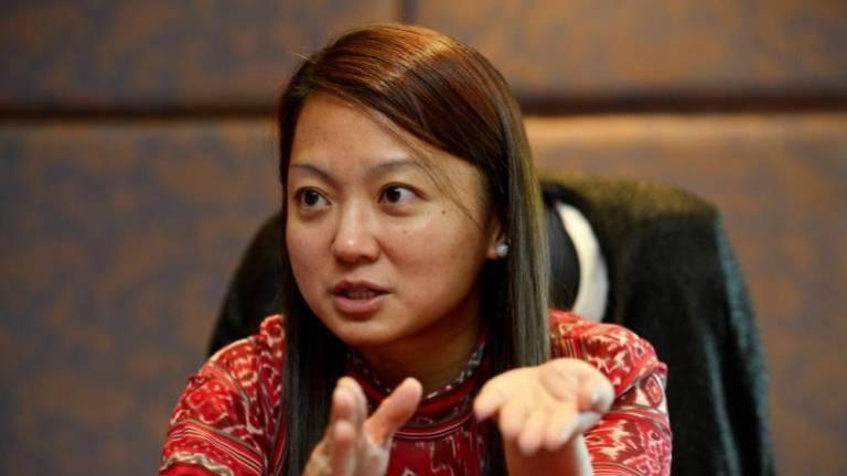 Despair yesterday, spirit to fight corruptors today: Hannah Yeoh