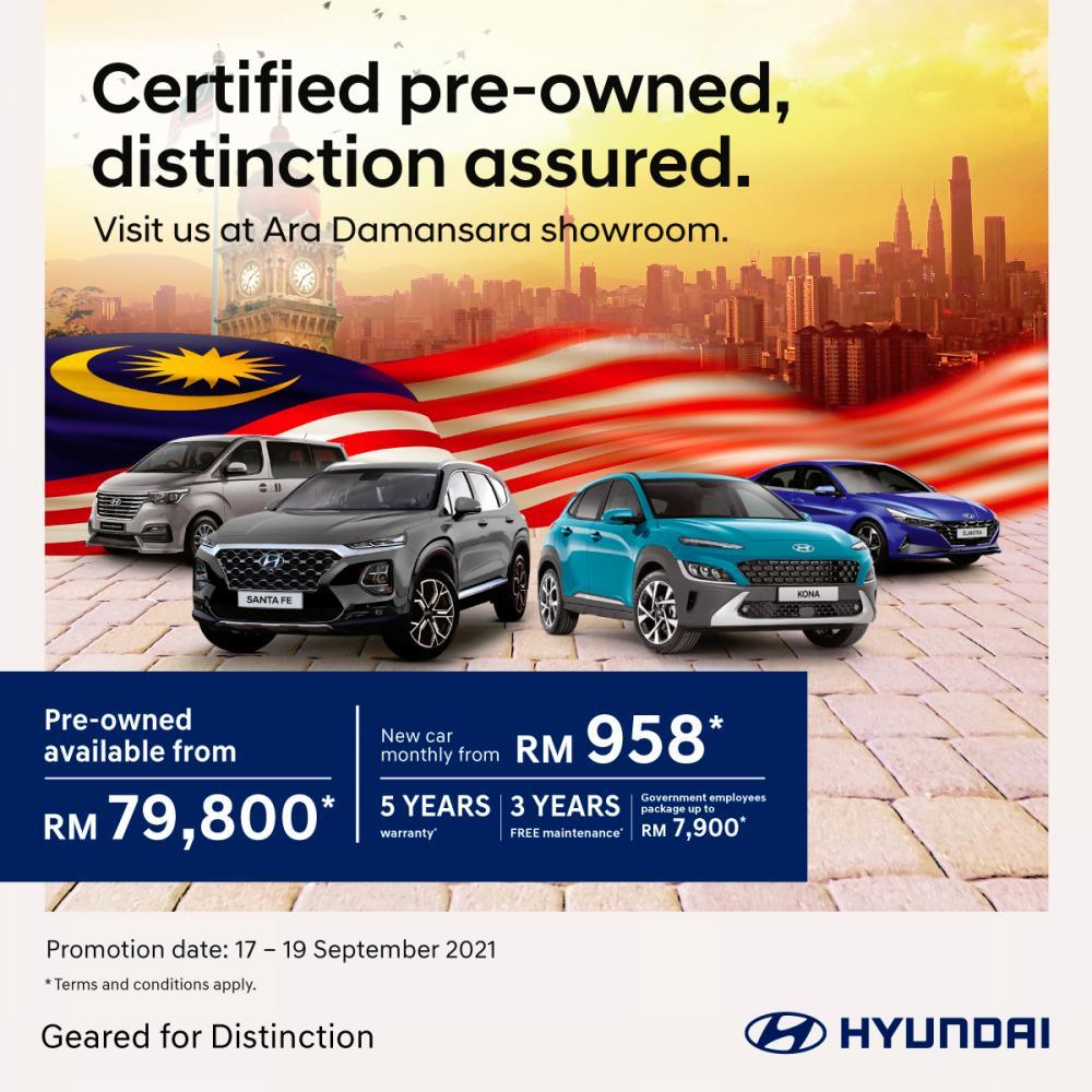 Irresistible used Hyundai deals, this weekend