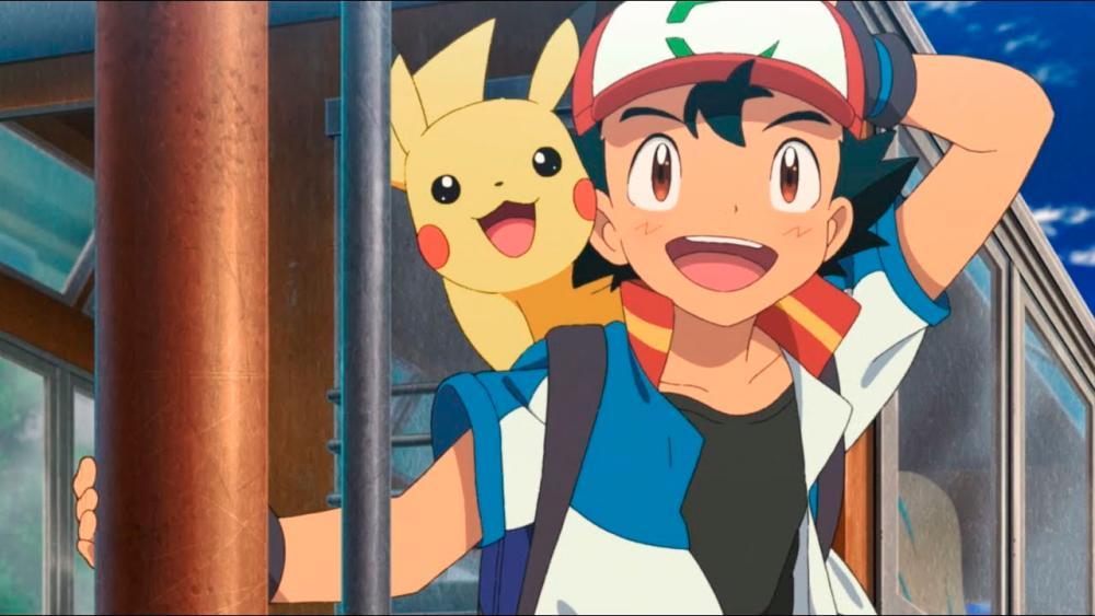 Catch the Pokémon movie in Genting