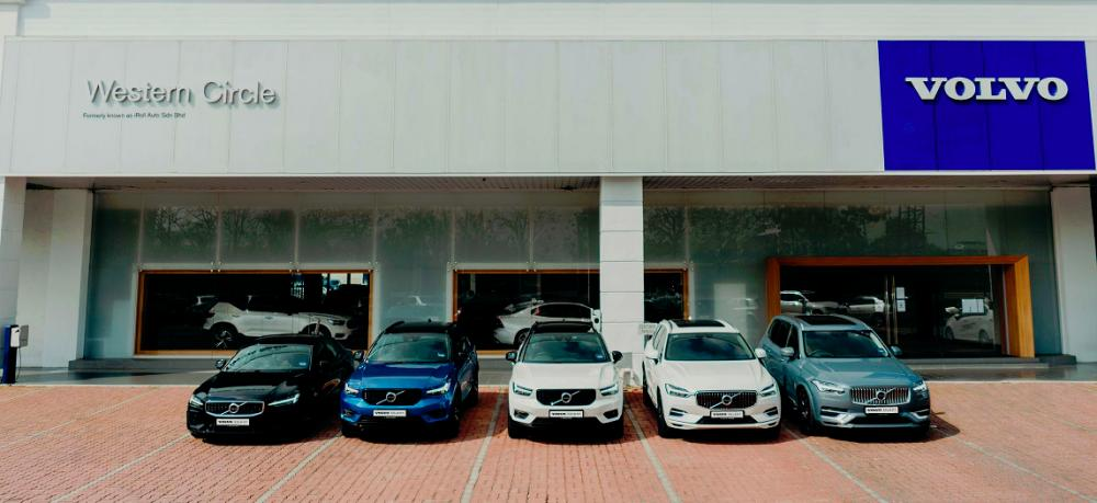 Volvo Car expands pre-owned car programme