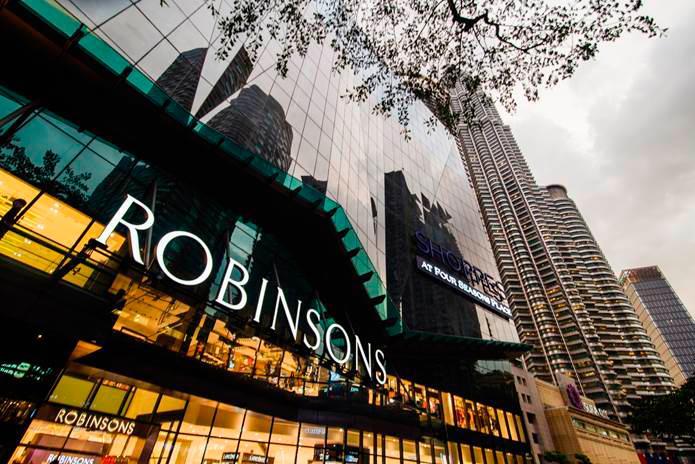 Robinsons begins liquidation of Malaysian stores
