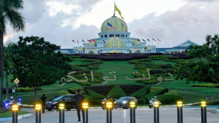 Istana Negara dismisses The Guardian's 'royal coup' editorial as misleading