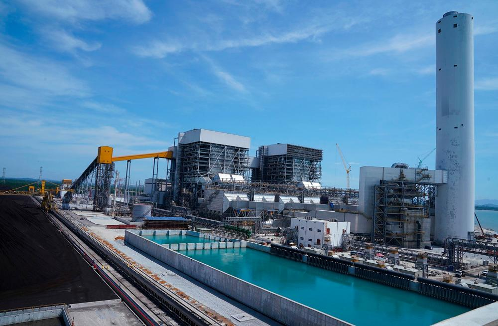 TNB's Jimah East power plant commences operations