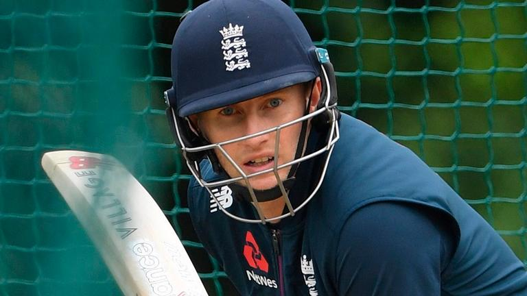 Root thanks England's lone fan for devoted support
