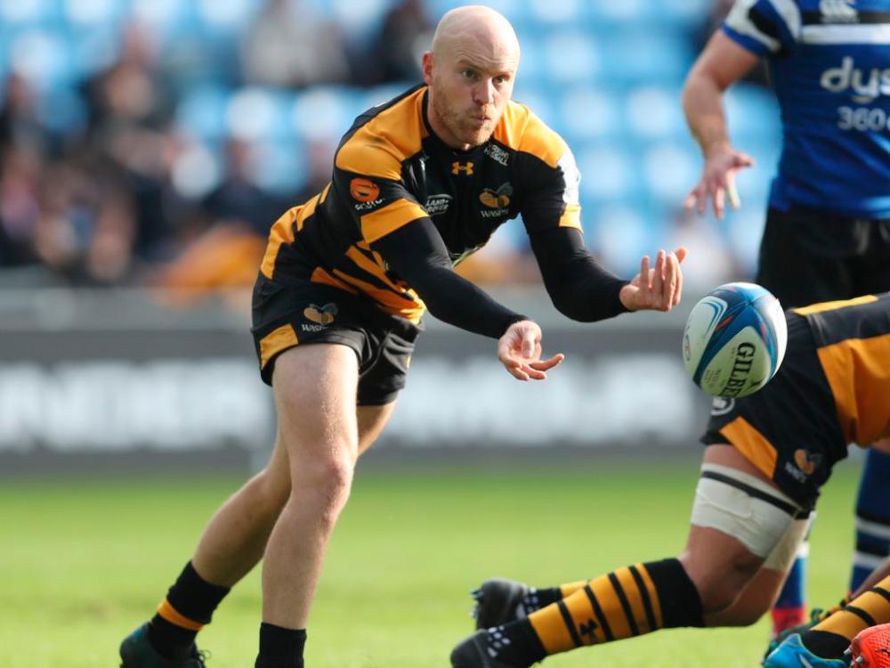 Gloucester scrum-half Simpson joins Saracens on loan