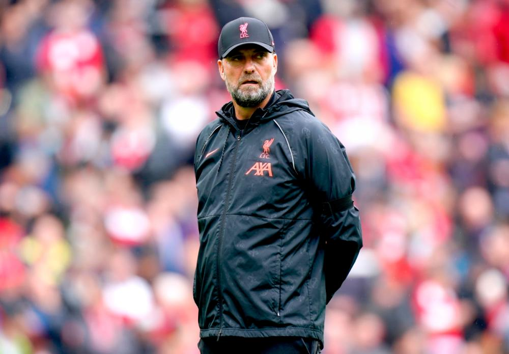 Klopp praises Brentford after thrilling 3-3 draw with Liverpool