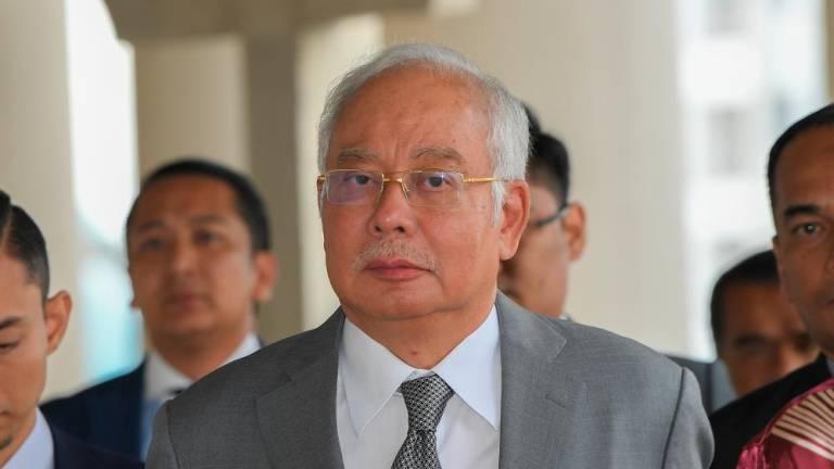 Najib's 1MDB trial postponed to April 29