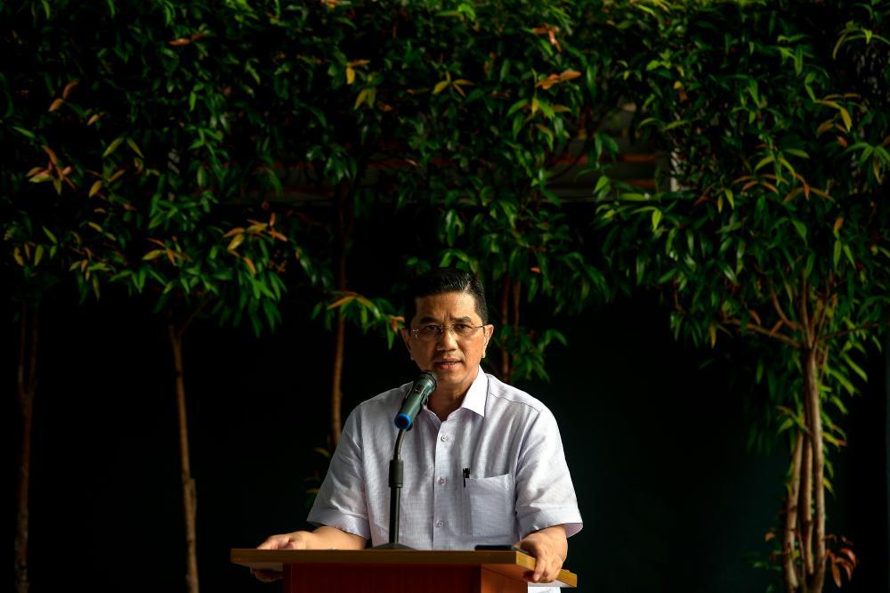 Malaysia needs skilled workforce to woo investors: Azmin