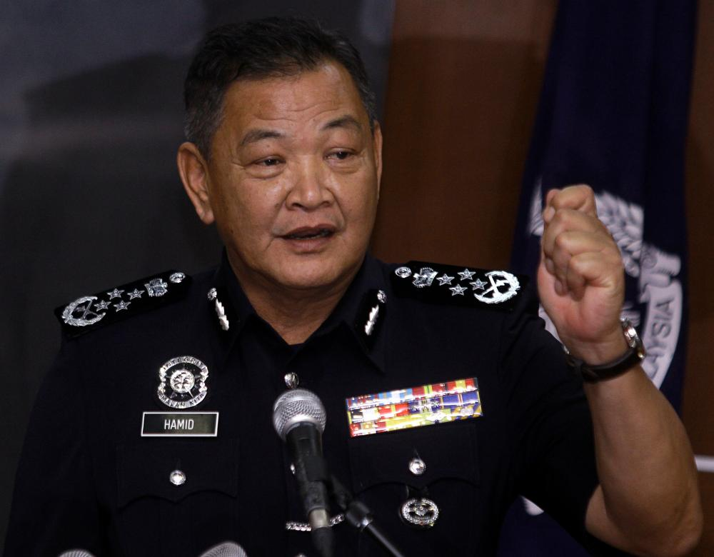 No clampdown as long as people adhere to the law, says IGP
