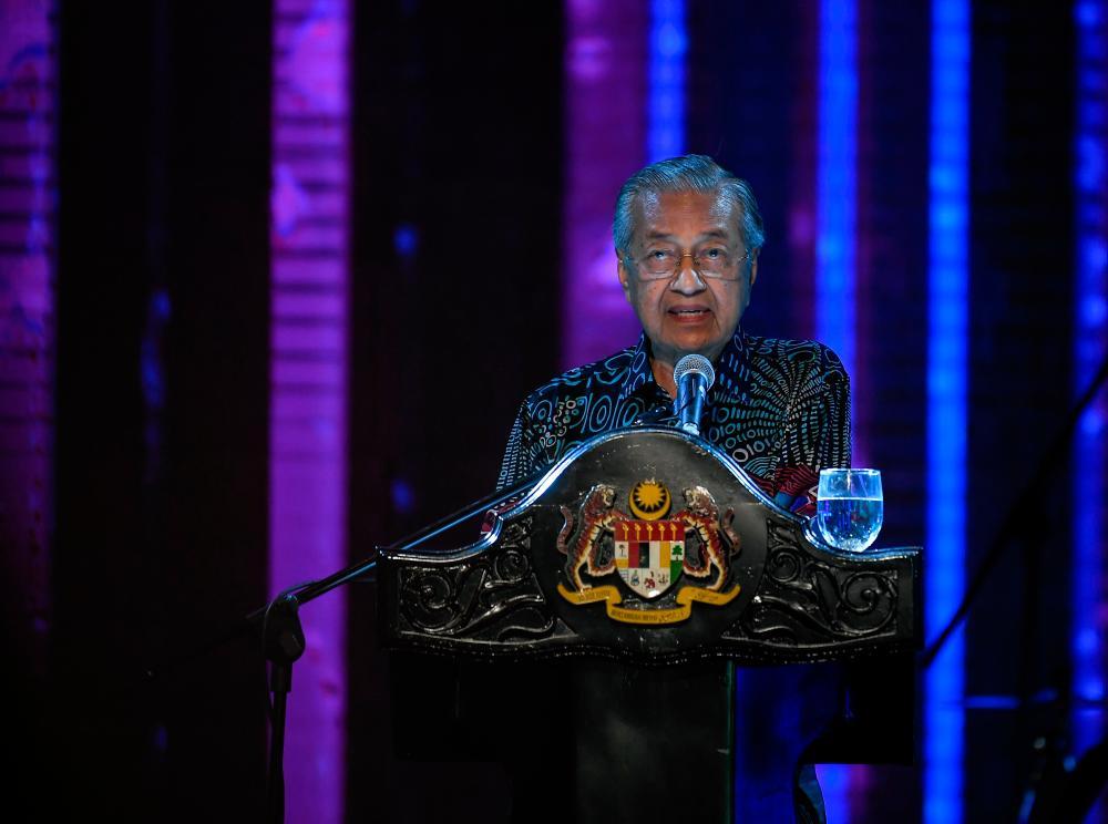Mahathir hopes 2020 brings greater prosperity to Malaysians