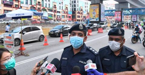 MCO: RTD to assist police, army command roadblocks