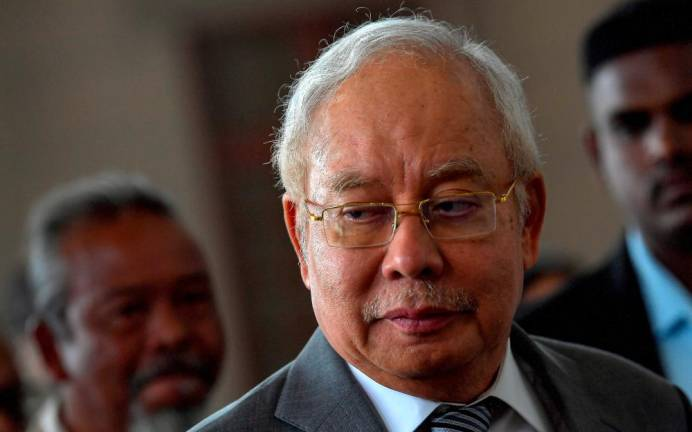 Prosecution wants to cite Najib for contempt over 'fairer trial' remarks