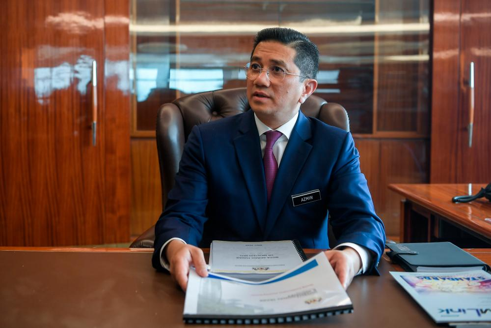 Apec 2020 and related meetings to go ahead as planned: Azmin