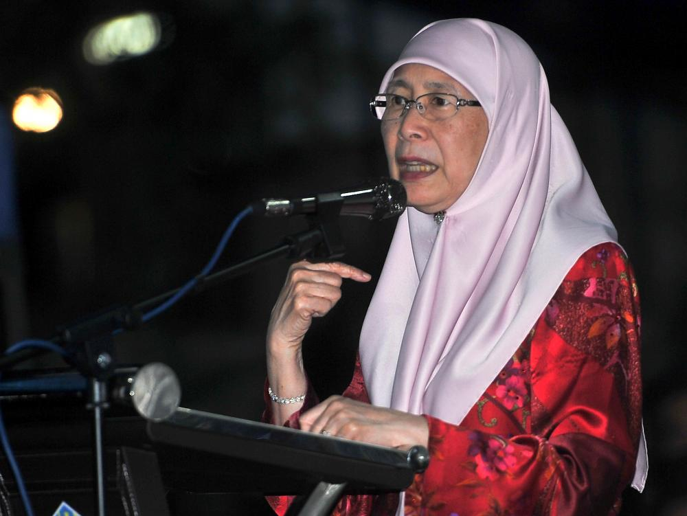 New Malaysia originates from meaning of 'hijrah': Wan Azizah