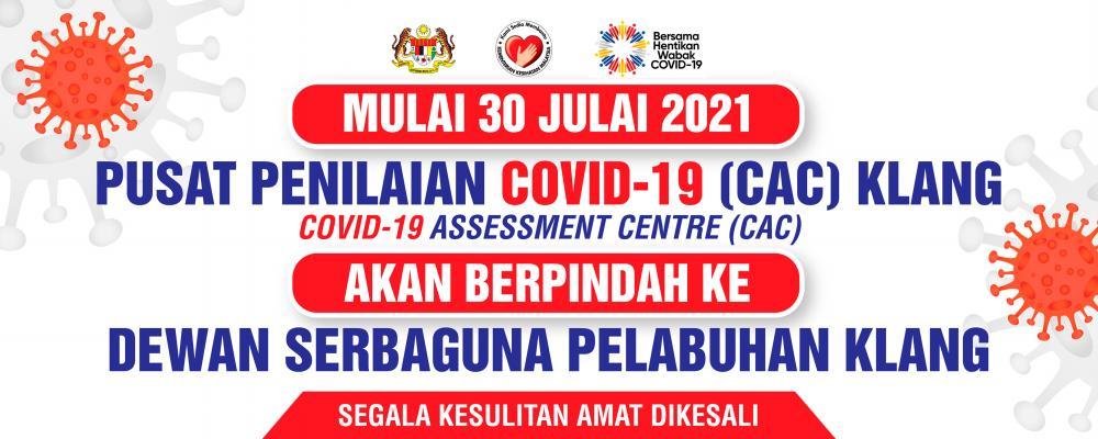 Pix taken from Pejabat Kesihatan Daerah Klang Facebook account.
