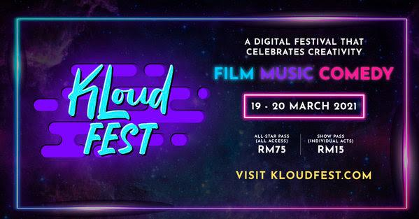 Malaysia's first digital festival KLoud Fest celebrates creativity with tons of activity
